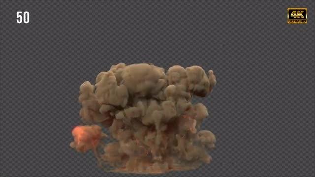 Gasoline Explosion 5: Stock Motion Graphics