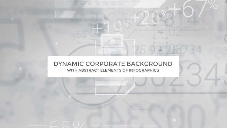 Dynamic Corporate Backgrounds: Motion Graphics