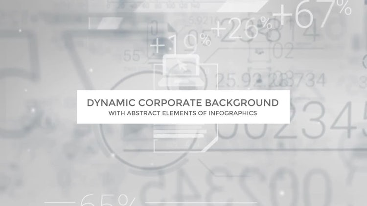 Dynamic Corporate Backgrounds: Stock Motion Graphics