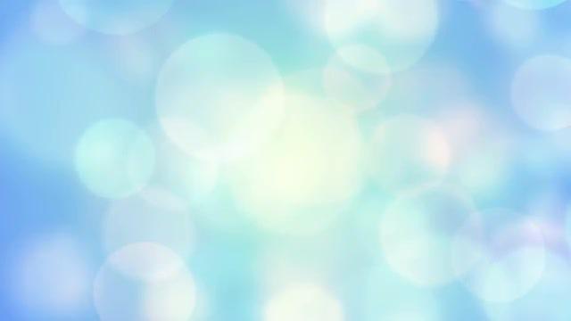 Soft Bright Bokeh: Stock Motion Graphics