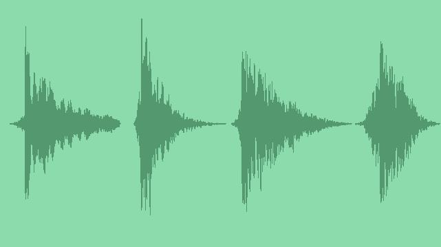 Whoosh Boom FX: Sound Effects