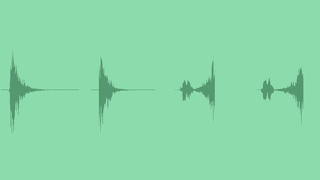 Vibration Fx: Sound Effects