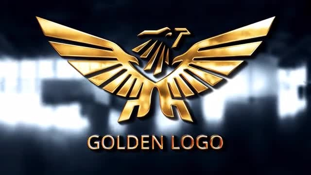 Metal Logo: After Effects Templates