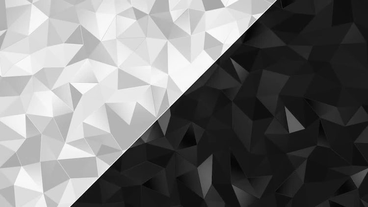 Triangles: Motion Graphics