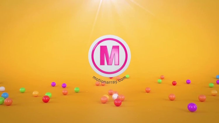 Magneton Logo Reveal: After Effects Templates
