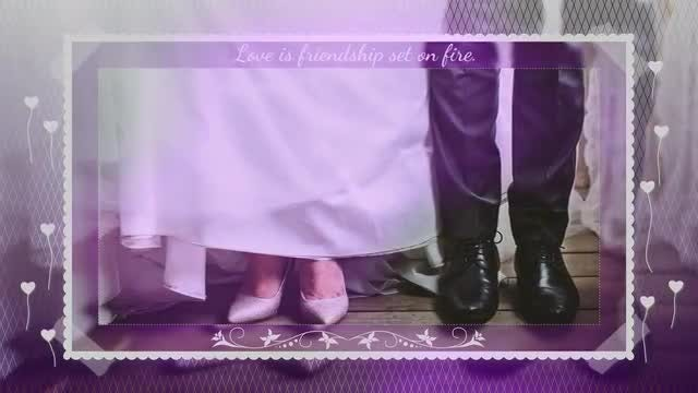 Wedding Memory Slideshow: Premiere Pro Templates