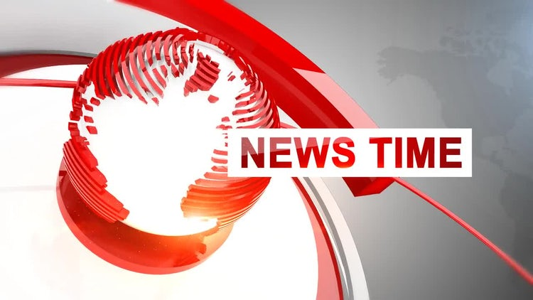 News Time: After Effects Templates