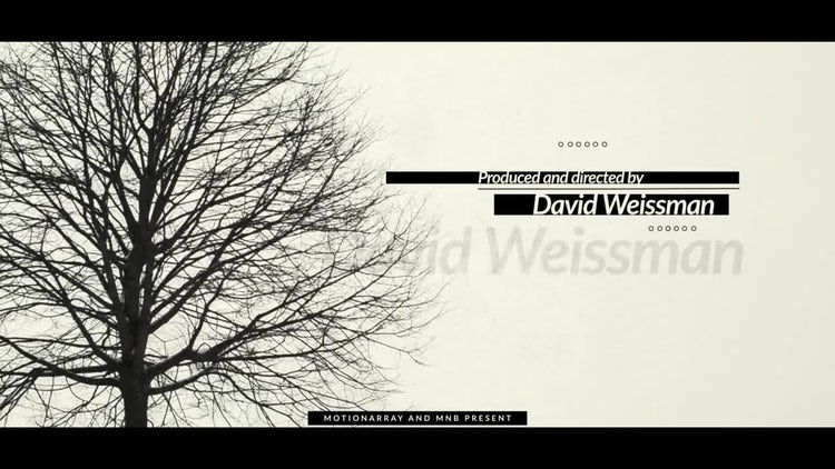 Abstract Movie Opener: After Effects Templates