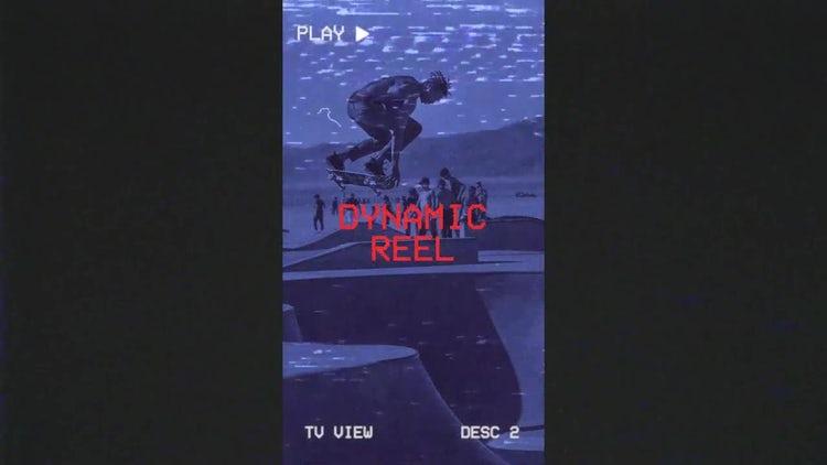 VHS Stories: Premiere Pro Templates