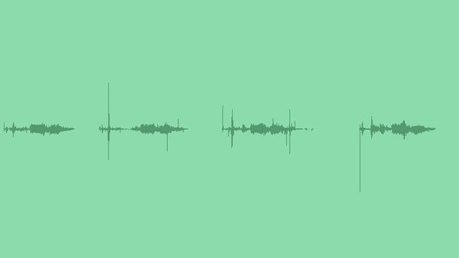 Splash Water: Sound Effects