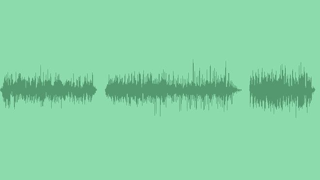 Old Diesel Engine Idling: Sound Effects