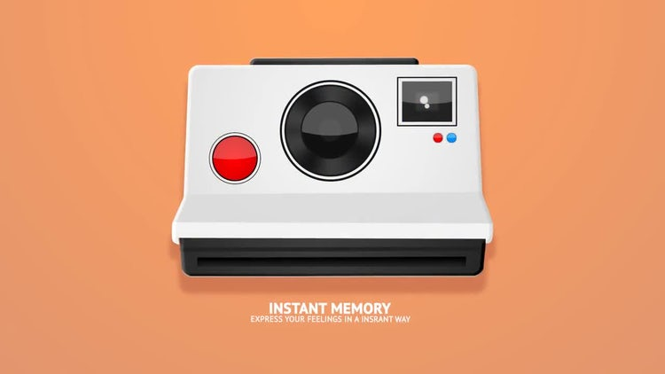 Instant Memory: After Effects Templates