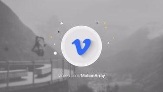 2D Short Modern Logo Opener: After Effects Templates