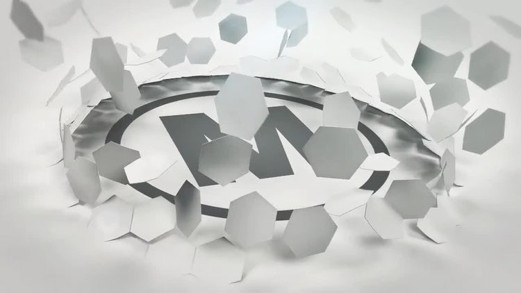 Papers Logo 3: After Effects Templates