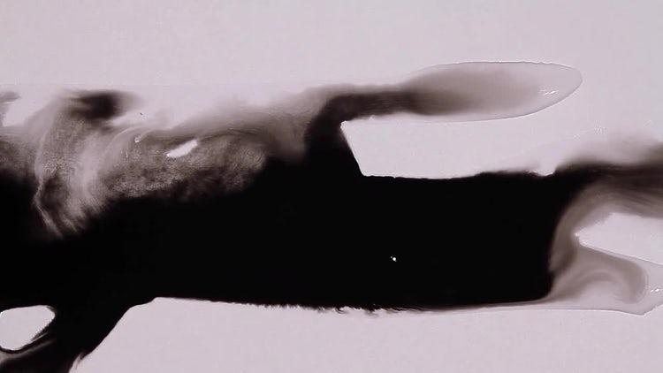 Ink Flow 05: Stock Video