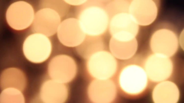Light Bokeh Background: Stock Video
