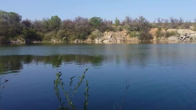 The Lake: Stock Video