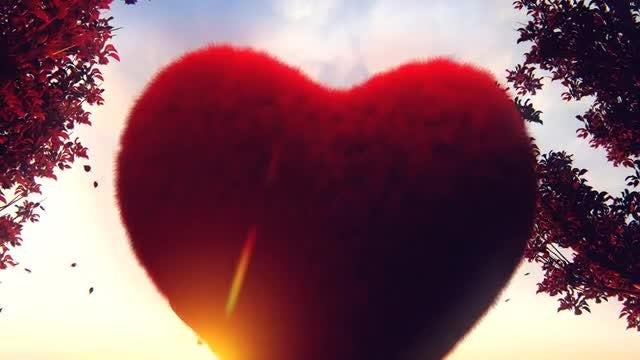Valentine Land 1: Stock Motion Graphics