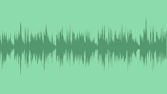 Infographic News Loop: Royalty Free Music