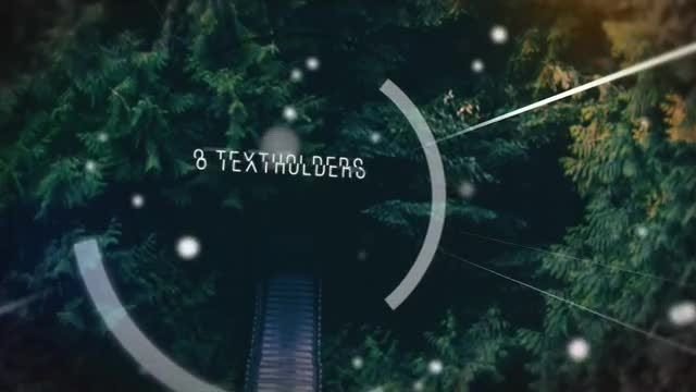 Sci-fi Slideshow: After Effects Templates