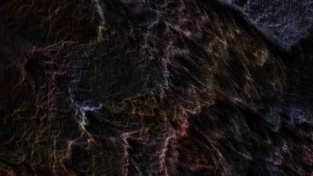 Abstract Space Matter: Stock Motion Graphics