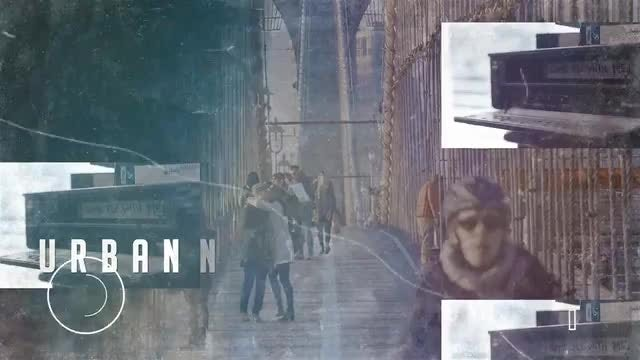 Urban Grunge Promo: After Effects Templates