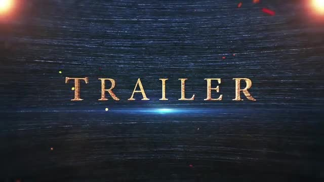 Epic Trailer Titles: After Effects Templates