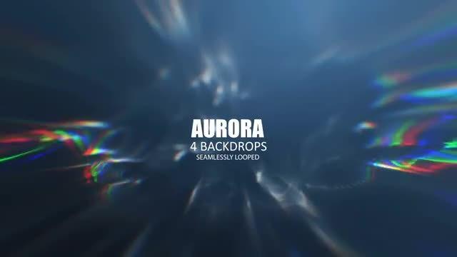 Aurora: Stock Motion Graphics