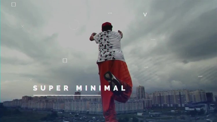 Urban Glitch: After Effects Templates