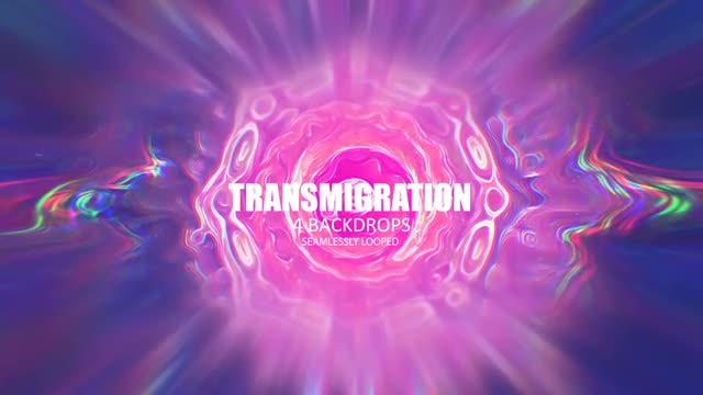 Transmigration: Stock Motion Graphics