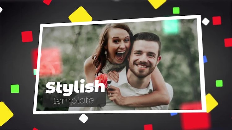 Cinematic Photo Intro: After Effects Templates