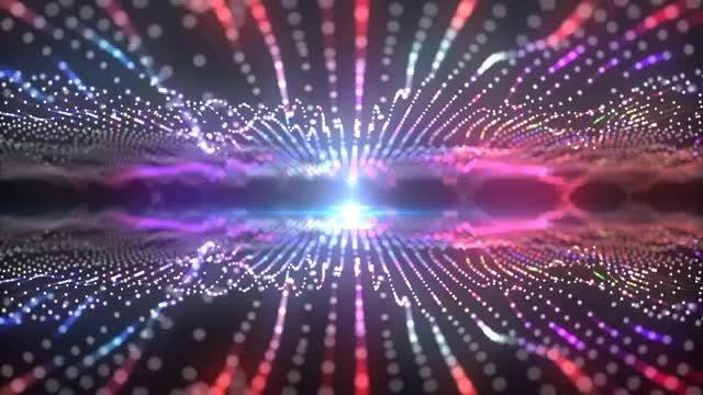 Digital Wave: Stock Motion Graphics
