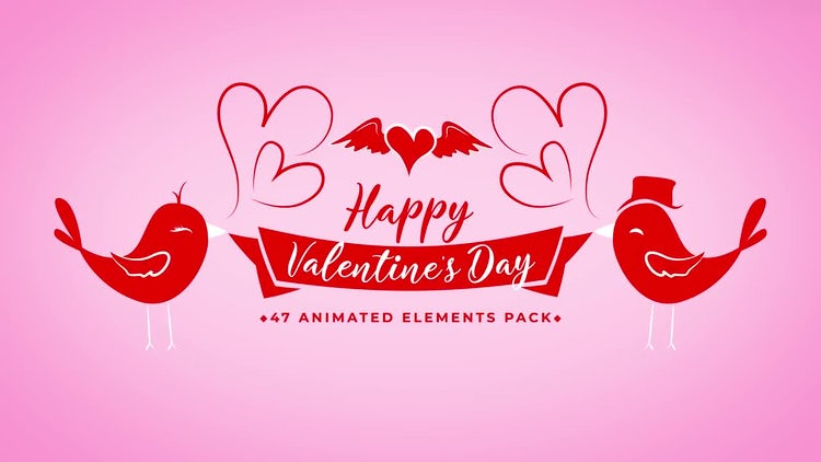 Valentine Day Toolkit: After Effects Templates