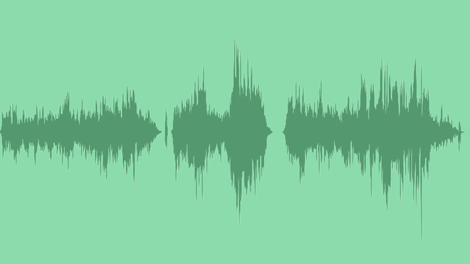 Sound Of City Streets: Sound Effects