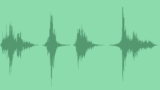 Splash Water Hits: Sound Effects