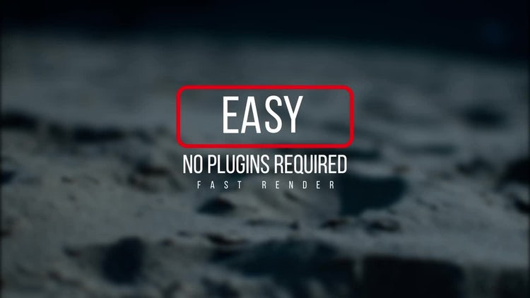 Great Titles Pack: After Effects Templates