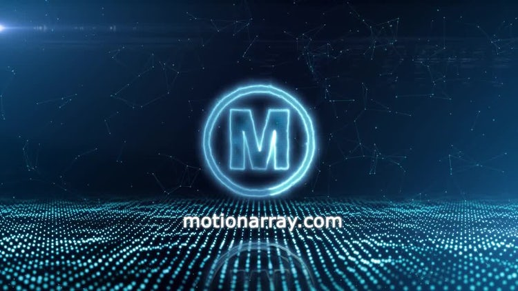 Energy Logo Reveal: After Effects Templates