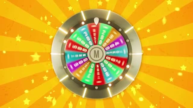 Wheel Of Fortune: After Effects Templates