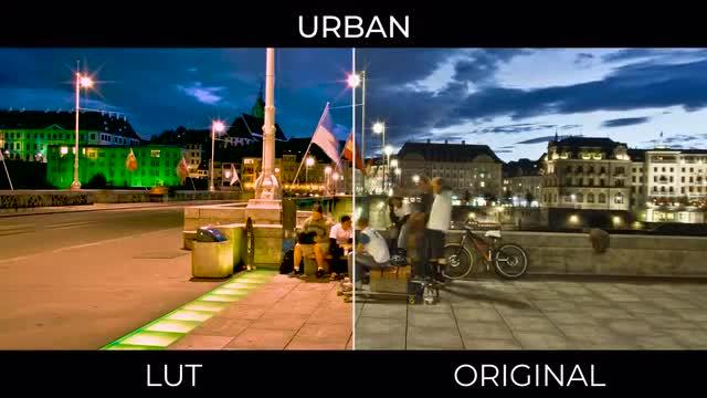 Urban LUTs 165063