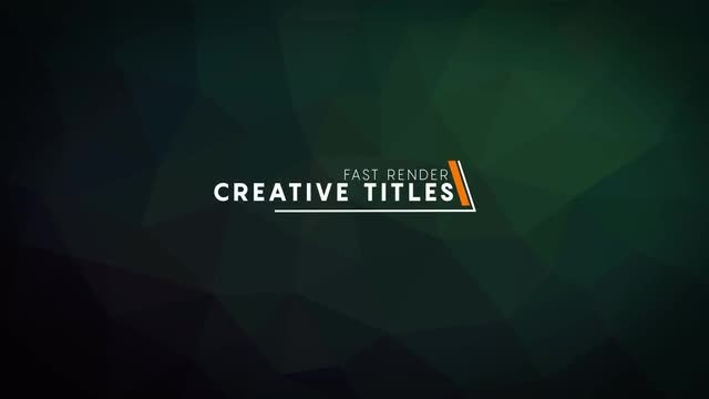 15 Minimal Titles v8: After Effects Templates