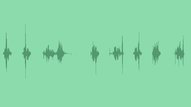 Soda Open Fizz: Sound Effects