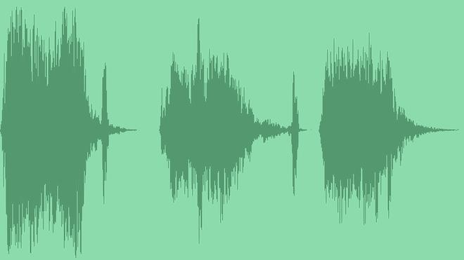 System Glitch Logo: Sound Effects