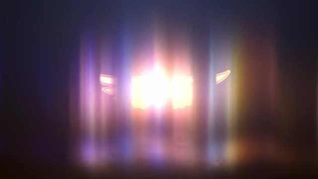 Elegant Light Flow Logo: After Effects Templates
