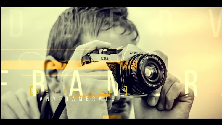 Easy Opener: After Effects Templates
