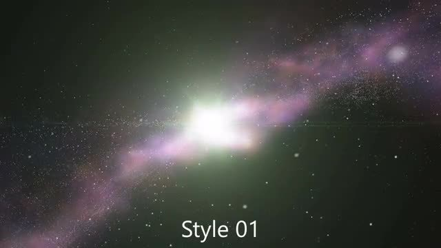 Nebula Pack: Stock Motion Graphics