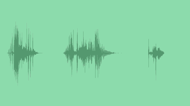 Glitch Intro Logo: Sound Effects