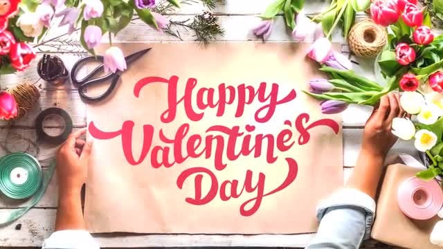10 Valentines Titles: After Effects Templates