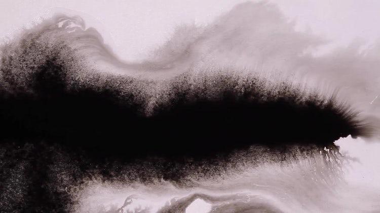Ink Flow 10: Stock Video