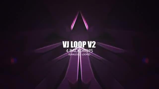 VJ Loop V2: Stock Motion Graphics