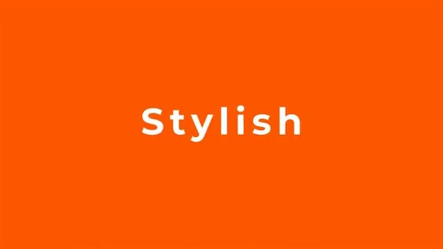 Hi Dynamic Typo: Motion Graphics Templates